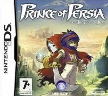 Box art for Prince of Persia: The Fallen King
