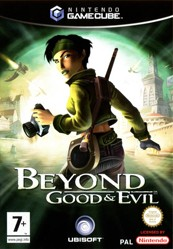 Box art for Beyond Good and Evil