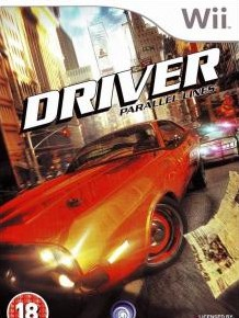 Box art for Driver: Parallel Lines
