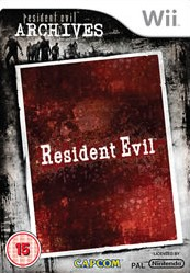 Box art for Resident Evil Archives: Resident Evil