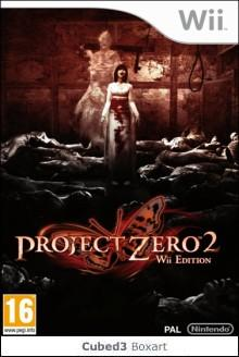 Box art for Project Zero 2: Wii Edition