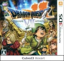 Box art for Dragon Quest VII: Warriors of Eden