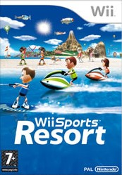 Box art for Wii Sports Resort