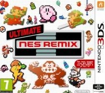Box art for Ultimate NES Remix