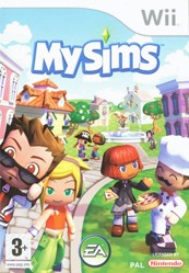 Box art for MySims