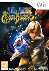 Box art for Final Fantasy Crystal Chronicles: The Crystal Bearers