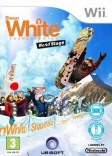 Box art for Shaun White Snowboarding: World Stage