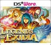 legends of exidia nds