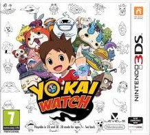 Box art for Yo-kai Watch