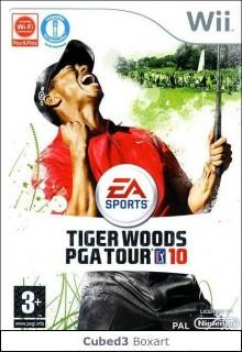 Box art for Tiger Woods PGA Tour 10