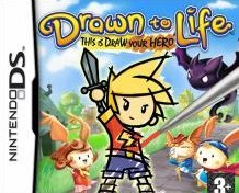 Box art for Drawn to Life