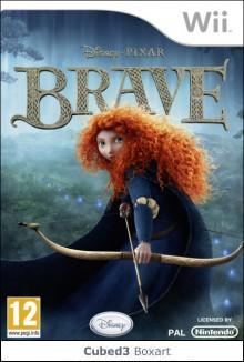 Box art for Brave: The Video Game