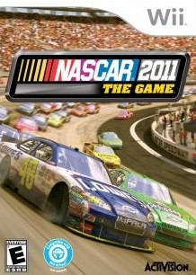 Box art for NASCAR 2011: The Game
