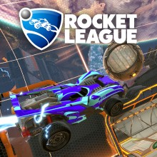 Box art for Rocket League