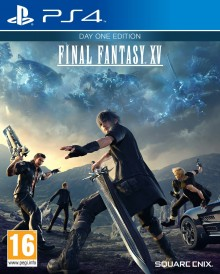 Box art for Final Fantasy XV