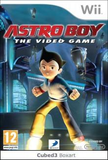 Box art for Astro Boy: The Video Game