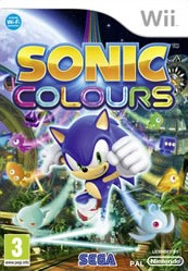 Box art for Sonic Colours