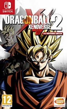 Box art for Dragon Ball: Xenoverse 2