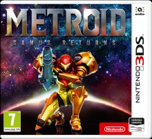 Box art for Metroid: Samus Returns