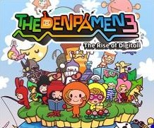 Box art for The Denpa Men 3: The Rise of Digitoll