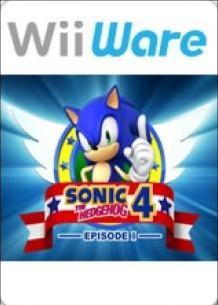 Watch video: Sonic The Hedgehog 4: Episode 1 (WiiWare Wad