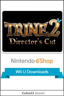 Box art for Trine 2: Director's Cut