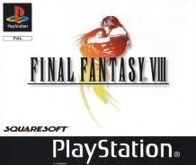 Box art for Final Fantasy VIII