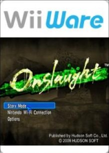 Box art for Onslaught