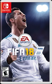Box art for FIFA 18