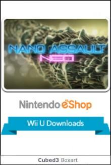 Box art for Nano Assault Neo