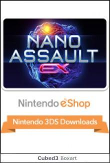 Box art for Nano Assault EX