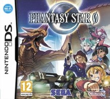Box art for Phantasy Star Zero