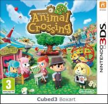 Box art for Animal Crossing: New Leaf