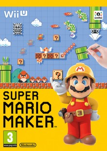 Box art for Super Mario Maker