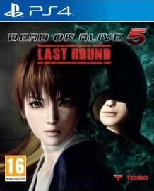 Box art for Dead or Alive 5 Last Round
