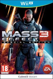 Box art for Mass Effect 3: Special Edition