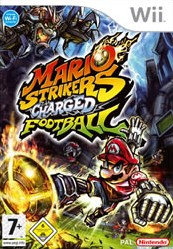 Box art for Mario Strikers Charged Football