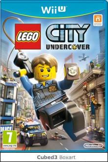 Box art for LEGO City Undercover