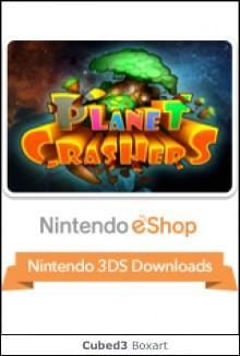 Box art for Planet Crashers