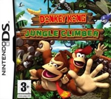 Box art for Donkey Kong: Jungle Climber