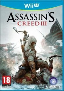Box art for Assassin's Creed III