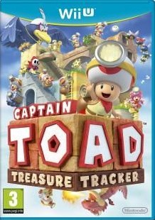 Box art for Captain Toad: Treasure Tracker