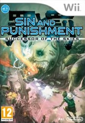 Box art for Sin and Punishment: Successor of the Skies