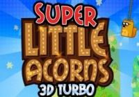 Review for Super Little Acorns 3D Turbo on 3DS eShop - on Nintendo Wii U, 3DS games review