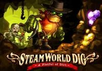Review for SteamWorld Dig on 3DS eShop - on Nintendo Wii U, 3DS games review