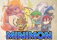 Read preview for Minimon (Hands-On) - Nintendo 3DS Wii U Gaming