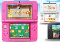 Read article Nintendo 3DS Themes from Mario to Gunvolt