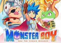 Review for Monster Boy and the Cursed Kingdom on PlayStation 4