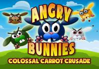 Read review for Angry Bunnies: Colossal Carrot Crusade - Nintendo 3DS Wii U Gaming