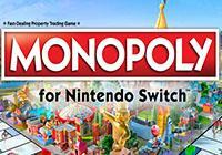 Read Review: Monopoly for Nintendo Switch (Switch) - Nintendo 3DS Wii U Gaming